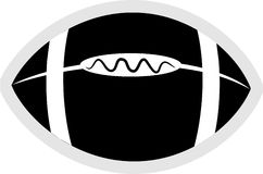 εικονίδιο ποδοσφαίρου Στοκ Εικόνα