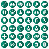 εικονίδια ιατρικά ελεύθερη απεικόνιση δικαιώματος