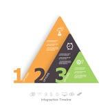 Εικονίδια προτύπων και μάρκετινγκ σχεδίου Infographic, επιχείρηση concep Στοκ Εικόνες