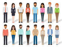 Εικονίδιο ανθρώπων ελεύθερη απεικόνιση δικαιώματος