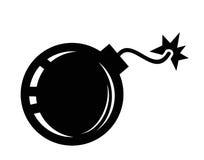 Εικονίδιο βομβών απεικόνιση αποθεμάτων