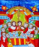 Εικονίδιο θρησκείας στοκ εικόνες