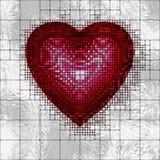 Εικονίδιο καρδιών Στοκ Εικόνες