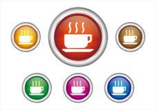 εικονίδιο κουμπιών Στοκ εικόνες με δικαίωμα ελεύθερης χρήσης