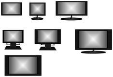 Εικονίδιο μηνυτόρων Στοκ φωτογραφίες με δικαίωμα ελεύθερης χρήσης