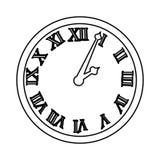 Εικονίδιο μνημείων Big Ben Στοκ Εικόνες