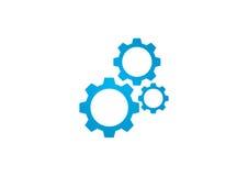 Εικονίδιο λογότυπων εργαλείων Στοκ Εικόνα
