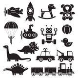 Εικονίδιο παιχνιδιών απεικόνιση αποθεμάτων