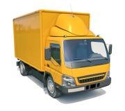 Εικονίδιο φορτηγών παράδοσης Στοκ Εικόνα
