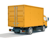 Εικονίδιο φορτηγών παράδοσης Στοκ φωτογραφία με δικαίωμα ελεύθερης χρήσης