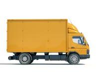 Εικονίδιο φορτηγών παράδοσης Στοκ Φωτογραφία