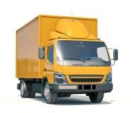 Εικονίδιο φορτηγών παράδοσης Στοκ Εικόνες