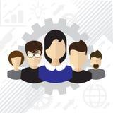Εικονίδιο CEO Στοκ εικόνα με δικαίωμα ελεύθερης χρήσης