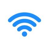 Εικονίδιο WI-Fi ελεύθερη απεικόνιση δικαιώματος