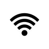 Εικονίδιο Wifi στοκ εικόνες με δικαίωμα ελεύθερης χρήσης