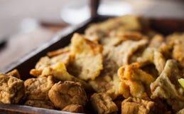 Εικονικά παραδοσιακά τρόφιμα gorengan από το angkringan jogja Ινδονησία της Ινδονησίας Στοκ φωτογραφίες με δικαίωμα ελεύθερης χρήσης