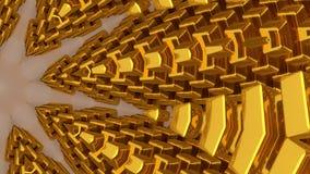Εικονικά σχέδια ακολουθίας καλειδοσκόπιων, άπειρο ή άνευ ραφής βρόχος απεικόνιση αποθεμάτων