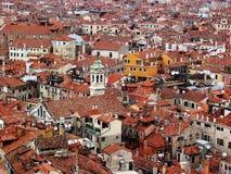 εικονική παράσταση πόλης Βενετία Στοκ εικόνα με δικαίωμα ελεύθερης χρήσης