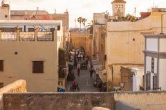 Εικονική παράσταση πόλης της EL Jadida - Μαρόκο Στοκ εικόνα με δικαίωμα ελεύθερης χρήσης