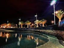 Εικονική παράσταση πόλης χαμηλού φωτός στοκ εικόνες