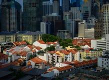 εικονική παράσταση πόλης &Sig Στοκ φωτογραφίες με δικαίωμα ελεύθερης χρήσης