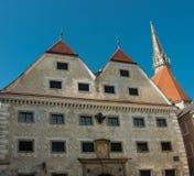 Εικονική παράσταση πόλης Steyr στοκ φωτογραφία με δικαίωμα ελεύθερης χρήσης