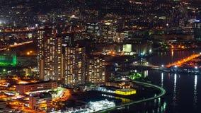 Εικονική παράσταση πόλης Yokohama, Ιαπωνία φιλμ μικρού μήκους