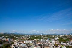 Εικονική παράσταση πόλης Ταϊλάνδη Trang Στοκ Φωτογραφίες
