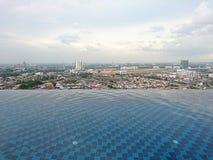 Εικονική παράσταση πόλης της Μαλαισίας Στοκ Φωτογραφίες