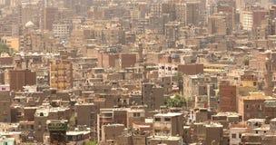 Εικονική παράσταση πόλης του Καίρου, Αίγυπτος Στοκ Φωτογραφίες