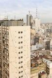 Εικονική παράσταση πόλης του Μπουένος Άιρες στοκ εικόνες