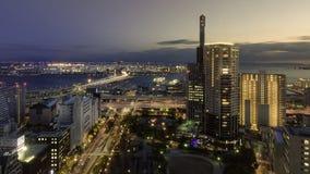 Εικονική παράσταση πόλης του Kobe Στοκ Φωτογραφίες