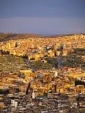 Εικονική παράσταση πόλης Fes, Μαρόκο Στοκ εικόνες με δικαίωμα ελεύθερης χρήσης