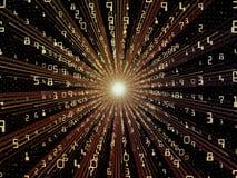 Εικονικοί ακέραιοι αριθμοί Στοκ φωτογραφία με δικαίωμα ελεύθερης χρήσης