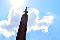 Εικονικός ουρανός Στοκ Εικόνα