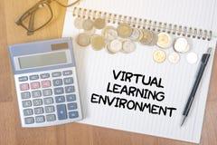 Εικονικό μαθησιακό περιβάλλον στοκ φωτογραφία με δικαίωμα ελεύθερης χρήσης
