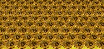 Εικονικό νόμισμα Bitcoin Εμπορικές συναλλαγές με Bitcoin Ο κίνδυνος ένα εικονικό νόμισμα Crypto έννοια υποβάθρου νομίσματος Στοκ εικόνες με δικαίωμα ελεύθερης χρήσης