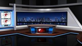 Εικονικό studio_057 απεικόνιση αποθεμάτων