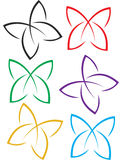 Εικονογράφος πεταλούδων απεικόνιση αποθεμάτων