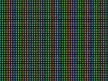 Εικονοκύτταρο LCD κατασκευασμένο Στοκ Εικόνα