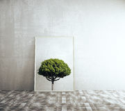 Εικόνα δέντρων Στοκ Φωτογραφίες