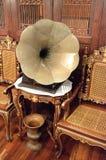 Εικόνα αποθεμάτων εκλεκτής ποιότητας gramophone Στοκ φωτογραφίες με δικαίωμα ελεύθερης χρήσης