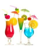 Εικόνα αποθεμάτων των κοκτέιλ αλκοόλης Στοκ εικόνες με δικαίωμα ελεύθερης χρήσης