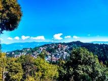 Εικόνα από τους λόφους στοκ εικόνα