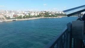 Εικόνα θάλασσας Ä°stanbul στοκ εικόνα με δικαίωμα ελεύθερης χρήσης