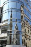 Εικόνα καθρεφτών Στοκ φωτογραφία με δικαίωμα ελεύθερης χρήσης