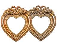 εικόνα καρδιών πλαισίων Στοκ φωτογραφία με δικαίωμα ελεύθερης χρήσης
