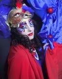 Εικόνα καρναβαλιού Στοκ εικόνα με δικαίωμα ελεύθερης χρήσης
