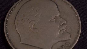 Εικόνα Λένιν, ρούβλι της ΕΣΣΔ φιλμ μικρού μήκους