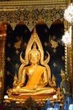 Εικόνα Λόρδου Βούδας Στοκ Εικόνα